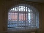 Nůžkové okenní mříže